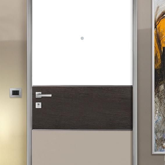 Alias Porte Blindate - Pannelli contemporanei - Vertigo 2