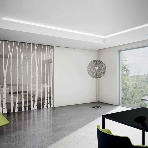 Henry Glass - Scorrevole esterno muro Inside 3
