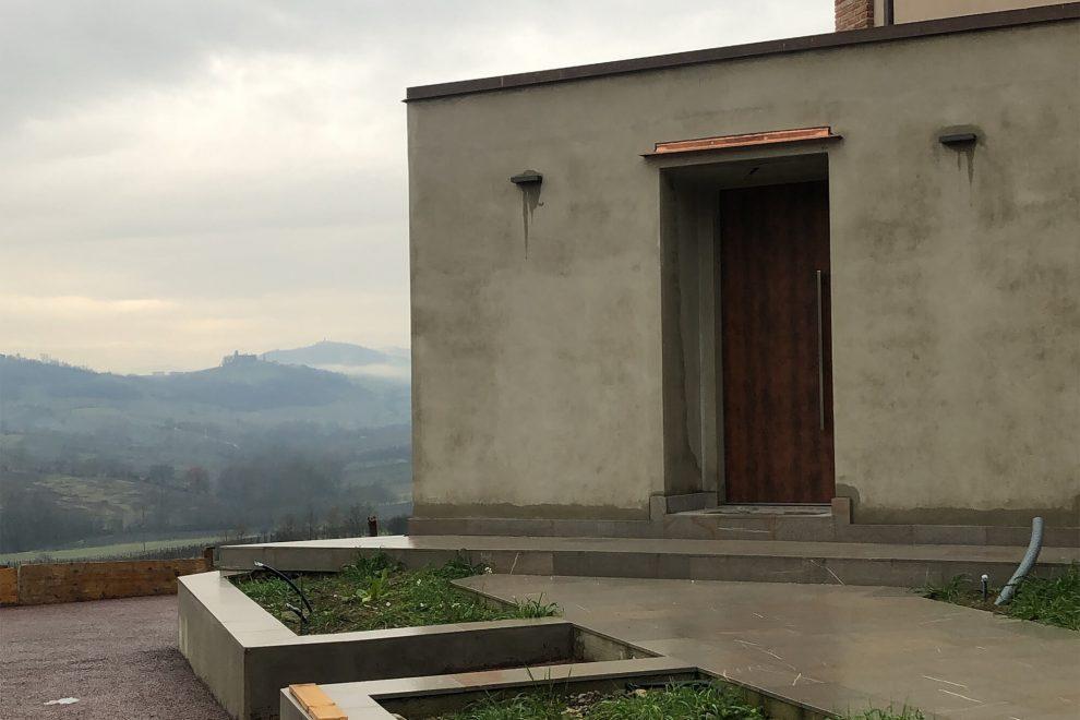 Realizzazione Villa Ziano